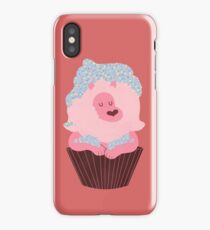 Cupcake Lion iPhone Case