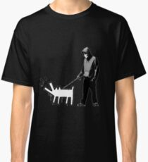 Walk with dog Classic T-Shirt