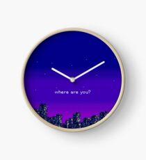 Reloj Vaporwave