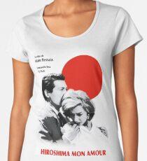 Hiroshima Women's Premium T-Shirt
