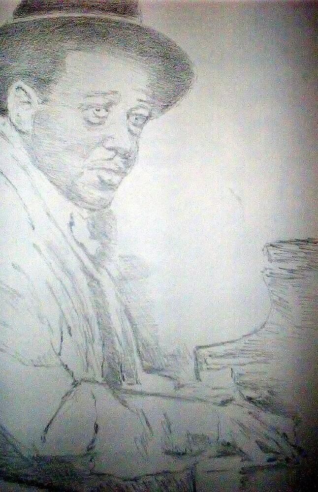 Duke Ellington by Charles Ezra Ferrell