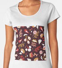 Awesome autumn Women's Premium T-Shirt