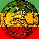 Rasta Lion of Judah by rastaseed