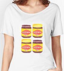 Vegemite Jars Women's Relaxed Fit T-Shirt