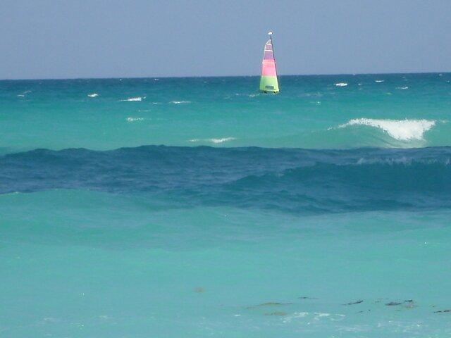 Aqua Beach Day by Dario  da Silva