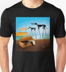 Greylvador Dali T-Shirt
