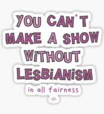 Katie McGrath Quote Sticker