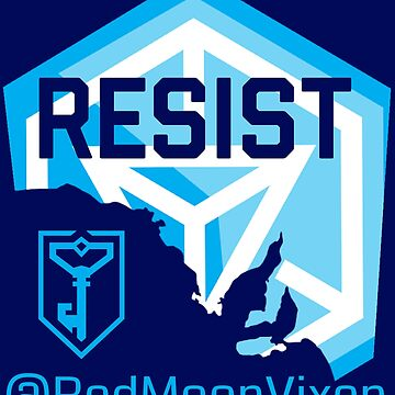 Resist SA RedMoonVixen by pondyphotos