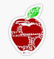 Keinage - Fruit Paradise - Apple Sticker