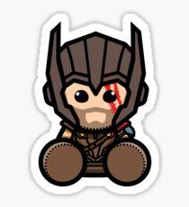 The Thunderman Sticker