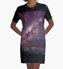 Kaboom Graphic T-Shirt Dress