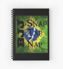 Brazilian jiu-jitsu  Spiral Notebook