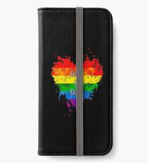 Love is love iPhone Wallet/Case/Skin