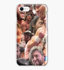 kenny omega collage iPhone Case/Skin