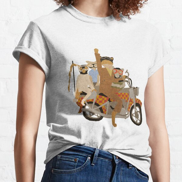 Fantastic Mr Motorcycle  Classic T-Shirt