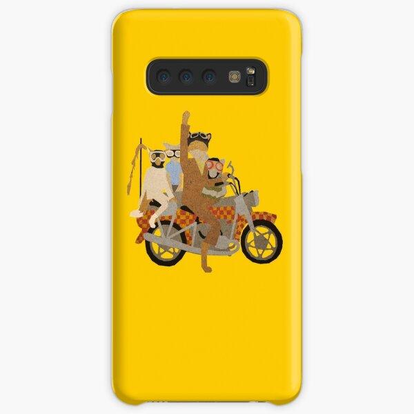 Fantastic Mr Motorcycle  Samsung Galaxy Snap Case