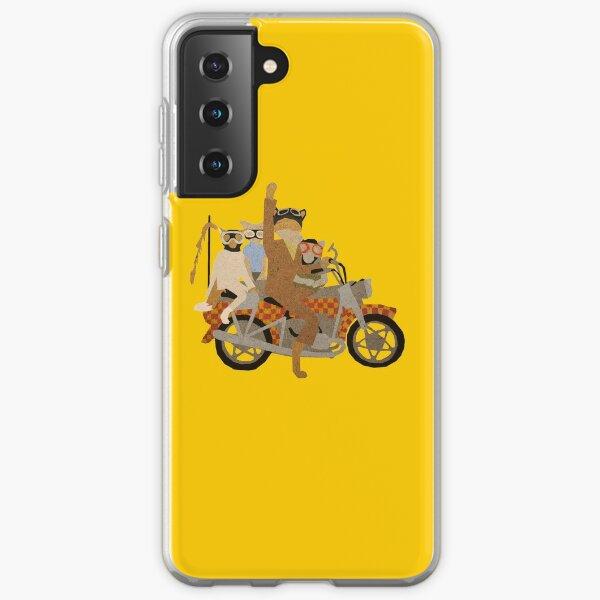 Fantastic Mr Motorcycle  Samsung Galaxy Soft Case