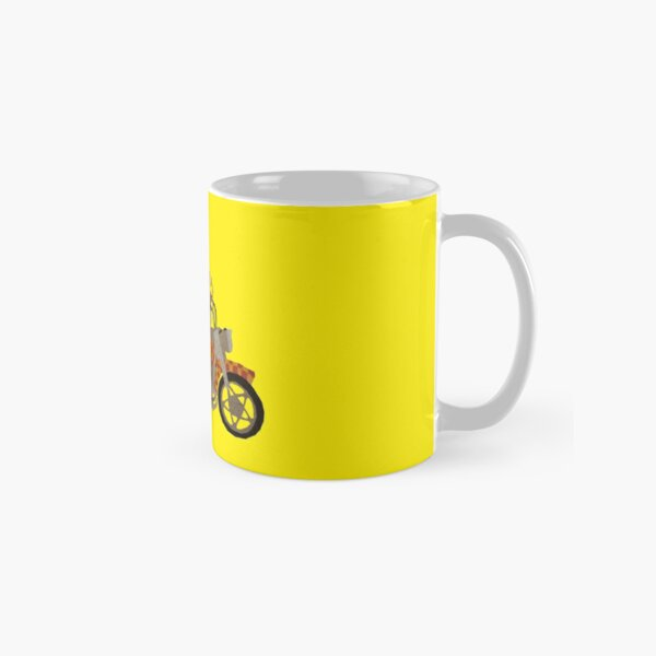 Fantastisches Herr Motorrad Tasse (Standard)