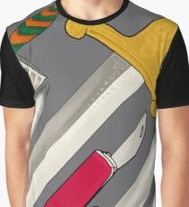 Sharp! Dark grey edition Graphic T-Shirt