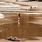 Little Boy Fishing by lolly83