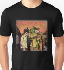 Paid in Full as Piccolo, Goku and Vegeta T-Shirt