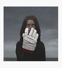 Glove Photographic Print