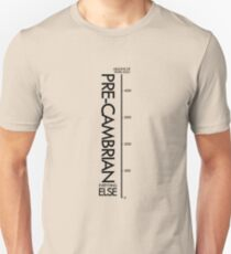 Pre-Cambrian vs. Everything Else T-Shirt