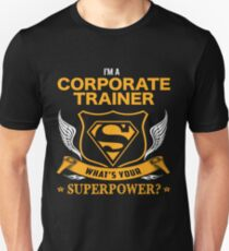 CORPORATE TRAINER BEST COLLECTION 2017 Unisex T-Shirt