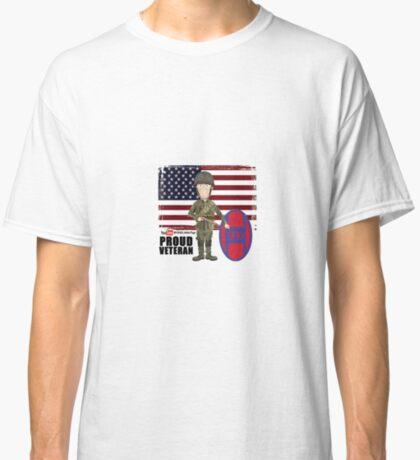 30th Infantry- Proud Veteran Classic T-Shirt