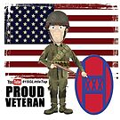 30th Infantry- Proud Veteran by 1SG Little Top