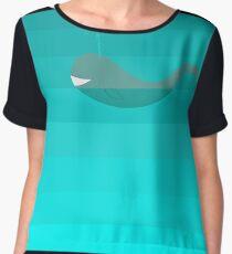 The Whale Women's Chiffon Top