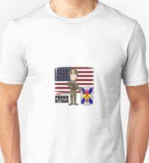 256 Infantry- Proud Veteran T-Shirt