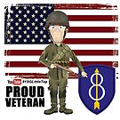 8th Infantry- Proud Veteran by 1SG Little Top