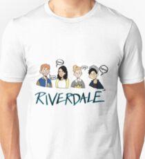 Riverdale Comic Characers T-Shirt
