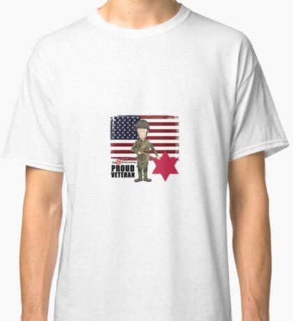 6th Infantry Division- Proud Veteran Classic T-Shirt