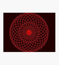 Sacred Retina Photographic Print