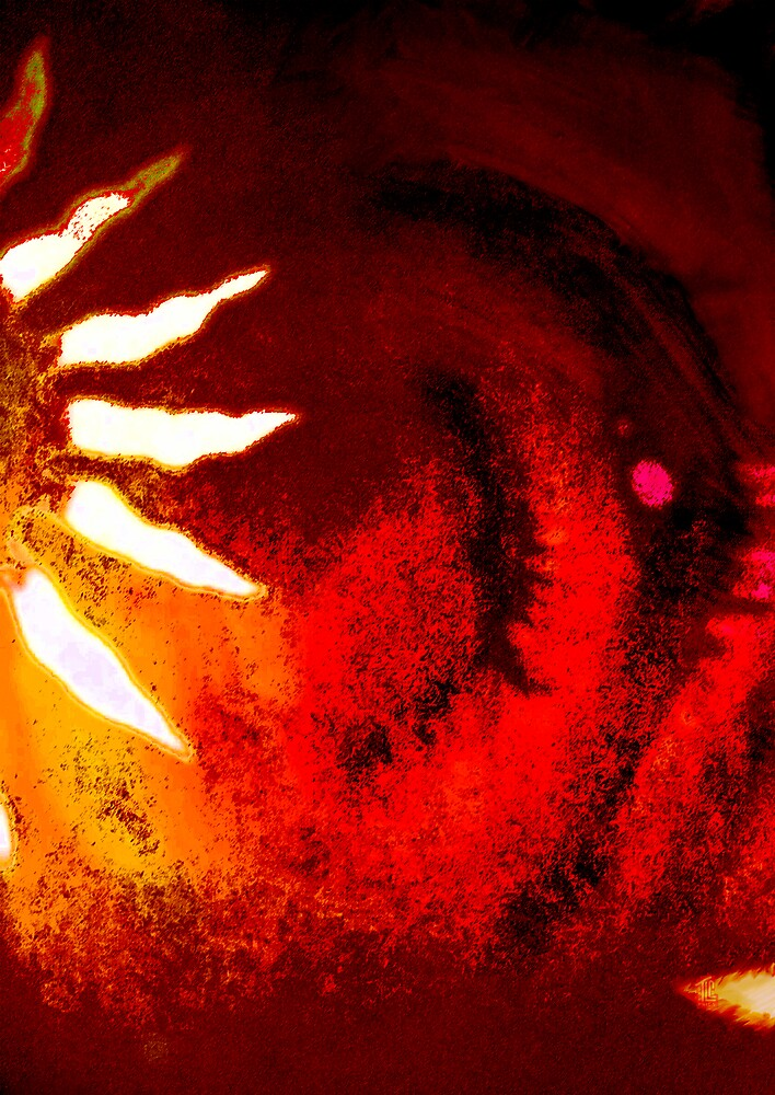 Molten Pain by TLCGraphics