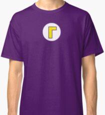 Waluigi Hat Symbol  Classic T-Shirt