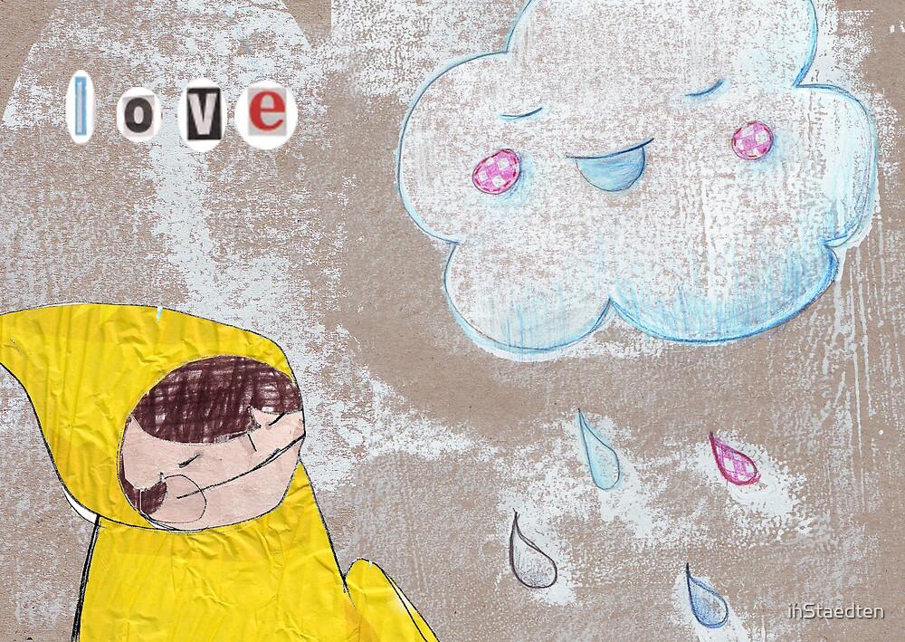 rainy love by inStaedten
