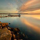 Sunrise at St Helens by Luka Skracic