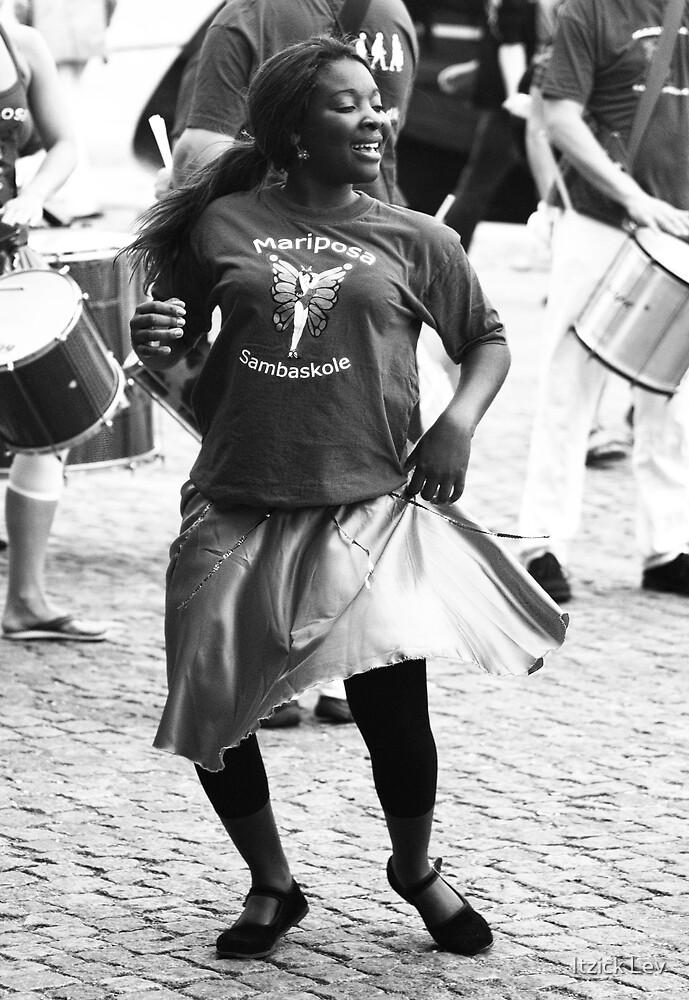 Samba  by Itzick Lev