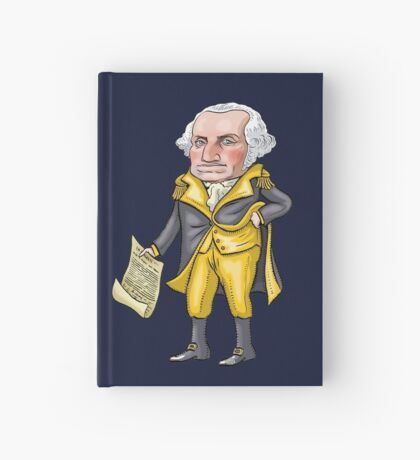 George Washington Hardcover Journal
