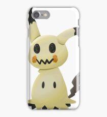 Pokemon Mimikyu Sticker iPhone Case/Skin