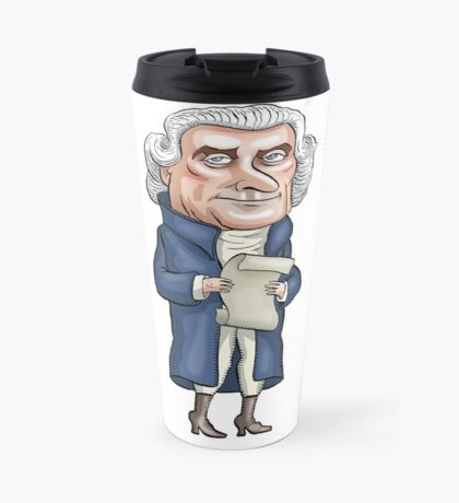 President Thomas Jefferson Travel Mug