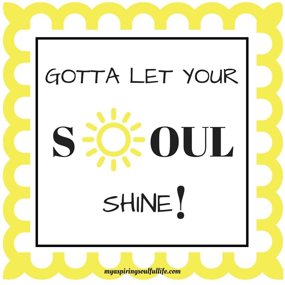 SOULshine! by Jacqueline Cooper
