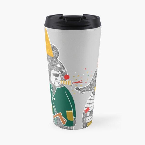 Happy Something Travel Mug