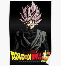 Goku Black Poster