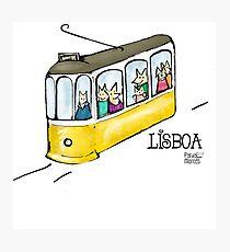 Lisboa #1 - Eléctrico Photographic Print