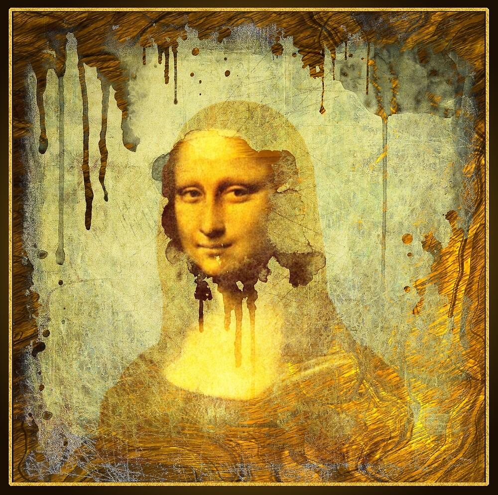 Mona Lisa's Smile by amira