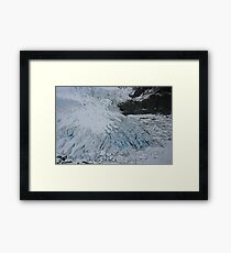 Outflow Framed Print